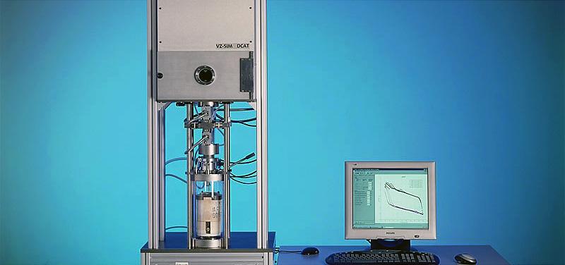 Тензиометр для определения смачиваемости металов и расплавов